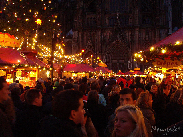 Christmas Market Cologne