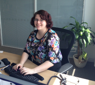 New Staff Member - Lucinda