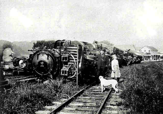 Earthquake Train