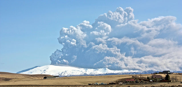 Travel disruption possible - Icelandic volcano