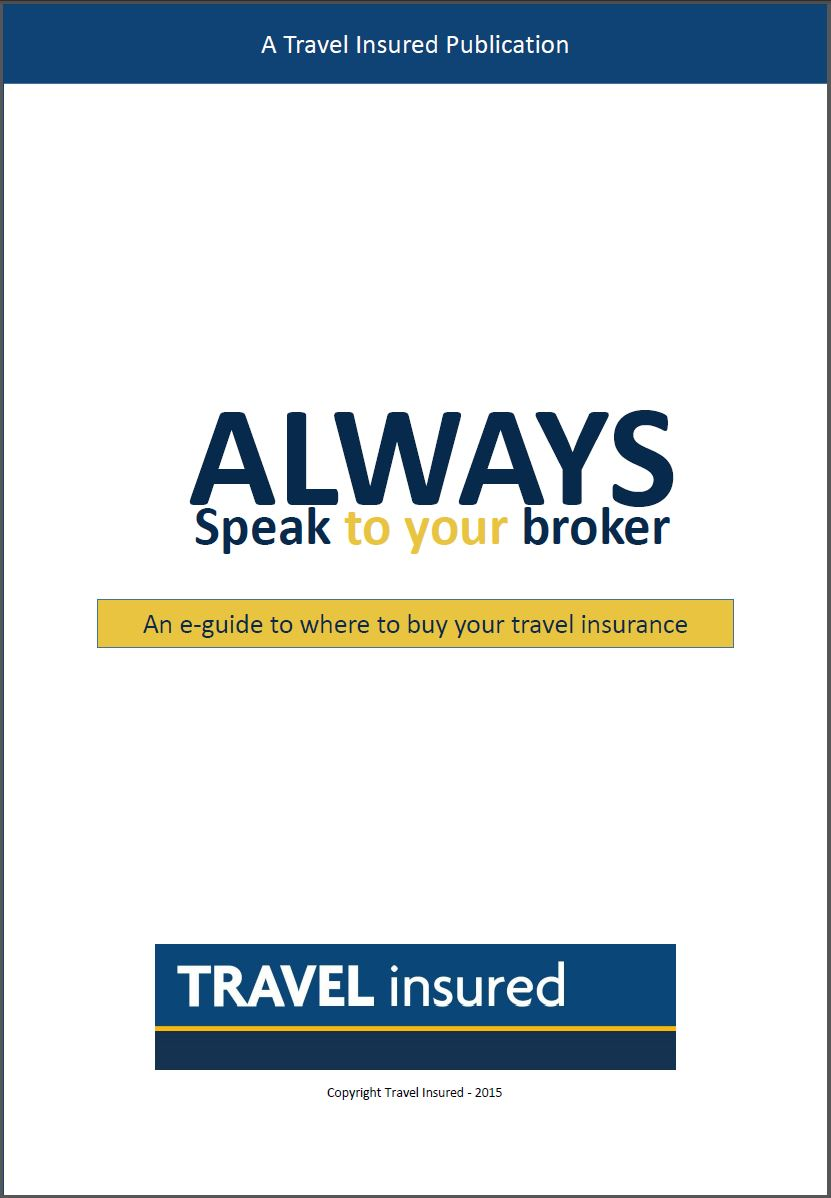 Where to buy travel insurance